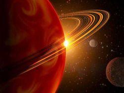 На спутнике Сатурна обнаружен загадочный источник тепла.