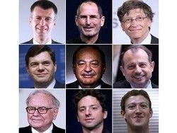 Рейтинг миллиардеров 2011 года побил два исторических рекорда