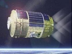 Японский космический грузовик будет перестыкован