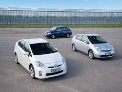 Продан трехмиллионный гибрид Toyota