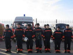 У главного пожарного Киргизии нашли судимости за коррупцию