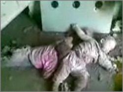 При бомбежке в Ливии погибли дети