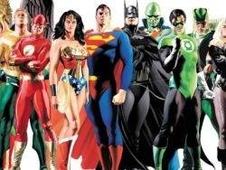"""Warner Brothers выведут на экраны """"Лигу справедливости"""""""