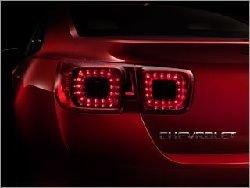 Chevrolet покажет свой новый седан