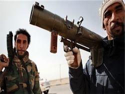 Ливия: правовые последствия вооружения мятежников