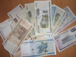 Рынок осмеял 10% валютный коридор Нацбанка Беларуси