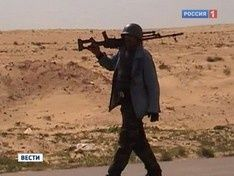 Ливийские повстанцы торгуют химическим оружием