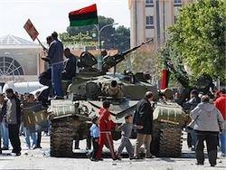 Коалиция в силах убрать Каддафи - но кто будет править в Ливии?