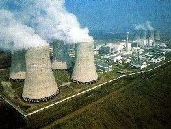 Литва, окруженная российскими атомными реакторами
