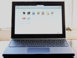 Нетбуки на базе Chrome OS выйдут во втором квартале