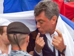 В Петербурге задержали Немцова и Яшина