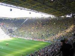 Полиция ФРГ предотвратила теракт на стадионе