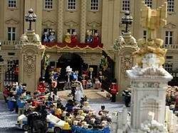 Свадьбу принца Уильяма собрали из  Лего