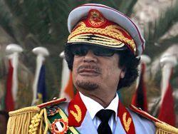 От Каддафи убежал очередной министр