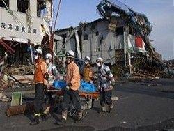 В Японии - тысячи радиоактвных трупов