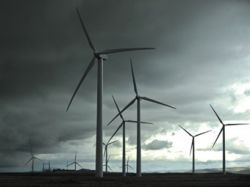 Ветер стал главным источником электроэнергии в Испании