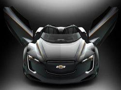 Марка Chevrolet отметила свое 100-летие гибридным спорткаром