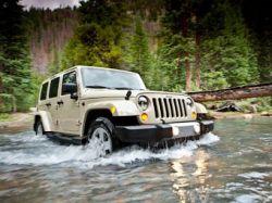 Jeep Wrangler получит 470-сильный двигатель V8