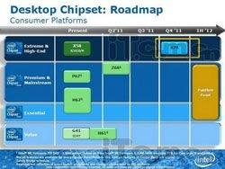 Появились первые данные о чипсете Intel X79