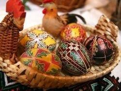 Церковь рекомендует верующим не красить яйца