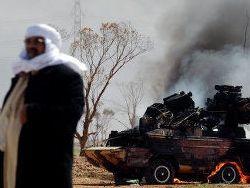Украинцы: бомбежки в Ливии страшнее, чем в ВОВ