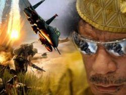 Бомбопосадка демократии в ливийский грунт