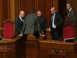 Украина: зарегистрирован законопроект о голосовании ногами