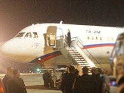 Президентский Ту-214 перебирают на заводе из-за проблем с шасси