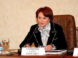 Елену Скрынник ожидает отставка?