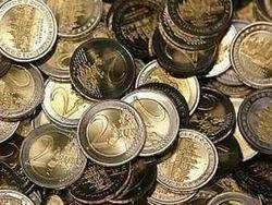 В Бундесбанке обменяли 29 тонн фальшивой мелочи