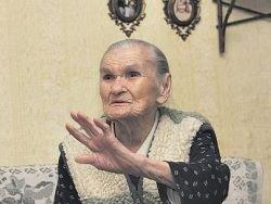 Долгожительница из Украины попала в книгу рекордов