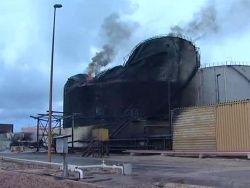 Ливийская оппозиция будет экспортировать нефть в Катар