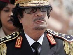 Каддафи отказался от предложенного перемирия