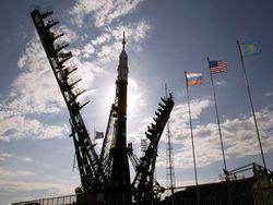 """Космический корабль """"Гагарин"""" вывезли из испытательного корпуса"""