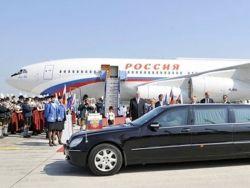 Медведеву подсунули негодный самолет