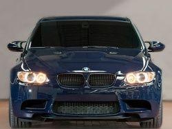 Компания BMW показала облегченный седан M3