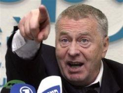 Жириновский: Зюганова отправить послом в Белоруссию