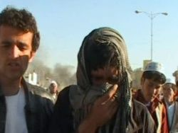 Афганская полиция задержала атаковавших миссию ООН