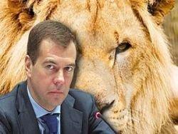 Медведев обещает избирателям защиту от коррупции
