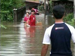 Жертвами наводнения в Таиланде стали 35 человек