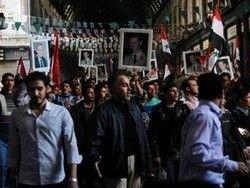 В Сирии полиция проводит задержания оппозиционных активистов