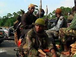 Кот-д'Ивуар разрывается между двумя президентами