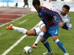 Волга разгромила Динамо в 3 туре чемпионата России