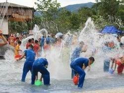 В Туркменистане отмечают праздник воды