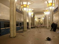 Очевидцы рассказали о взрыве в минском метро