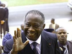Лоран Гбагбо взят в плен и передан в руки оппозиции