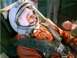 О чем на орбите говорили первооткрыватели космоса