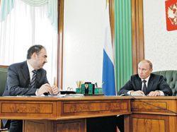 Путин: пенсия должна составлять не менее 40% от зарплаты