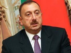 Флаги на азербайджано-карабахской линии соприкосновения