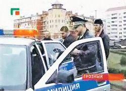 Рамзан Кадыров поработал гаишником